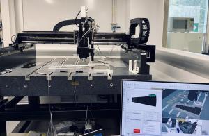Robotic Gantry for Module Loading
